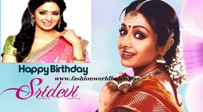 Happy birthday Sridevi! 53rd Birthday- Rare pictures