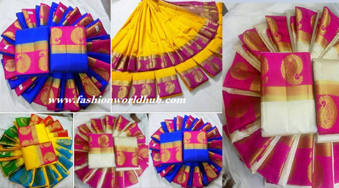 Tussar Sarees for Just RS 1050 Buy online