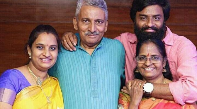 Singer Vedala hemachandra Mom,dad and Sister & other photos