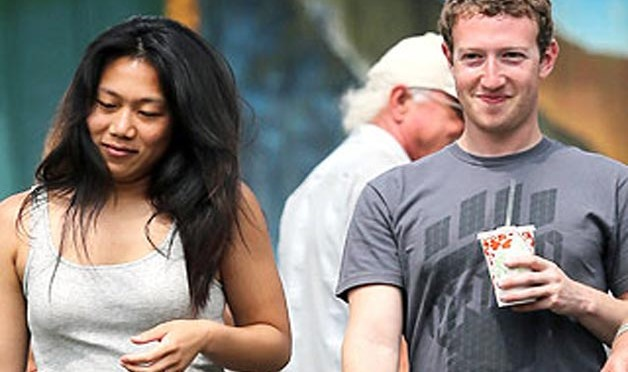 Love story of Facebook CEO – Mark Zuckerberg