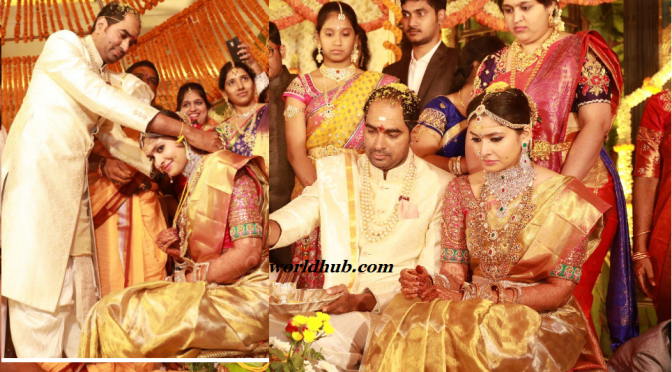 Director krish and Ramya wedding photos ( Few More)