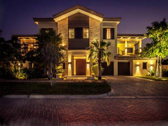 Wow this is aishwarya rai bachchan 39 s new house in dubai Beautiful houses in dubai pictures