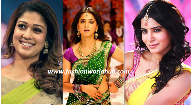 Highest Paid Actresses South indian Film industry!