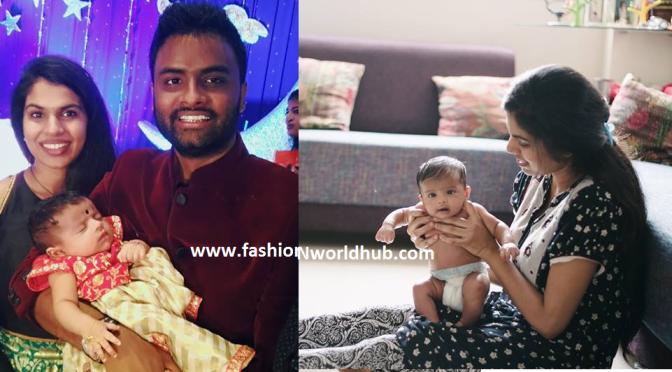 Sravana bhargavi & Hemachandra named their baby girl as…
