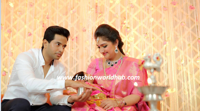 Sreedevi & Rahul named their baby name as ……