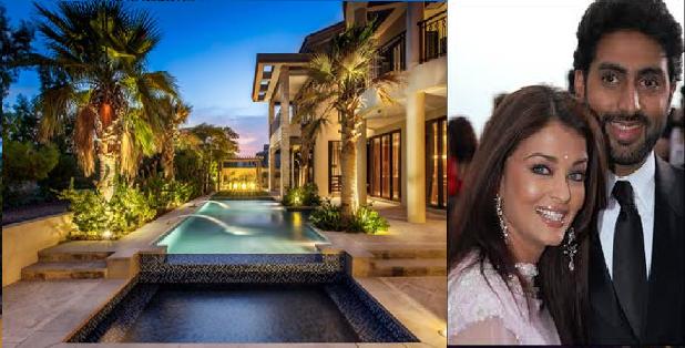 Wow! This is Aishwarya Rai Bachchan's NEW house in Dubai!