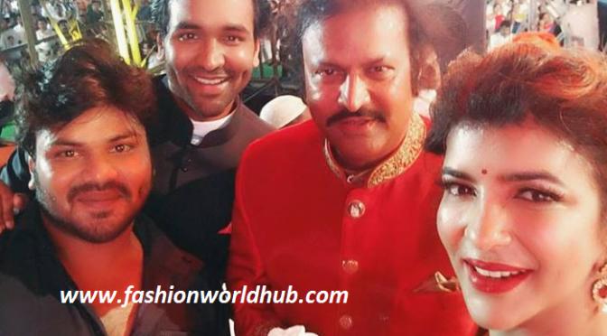 Mohan babu 40 Years Flim Celebration photos