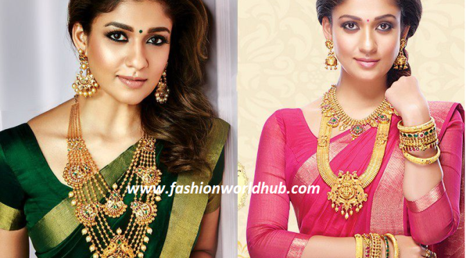 Nayanatara in GRT jewellers!