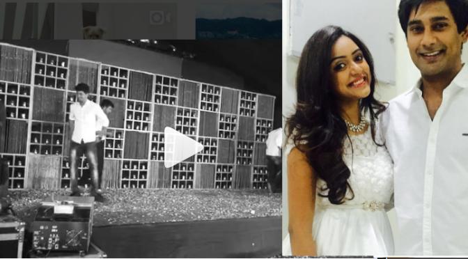 Vithika Sheru Sangeet Video! Mindblowing