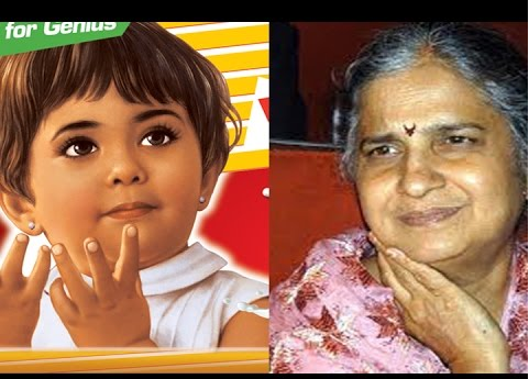 Parle G model Girl Celebrated her 60th Birthday!