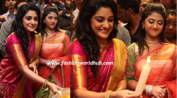 shriya Sharma & nivetha thomas
