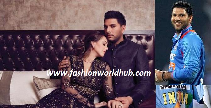 Yuvraj Singh & Hazel Keech Wedding details….