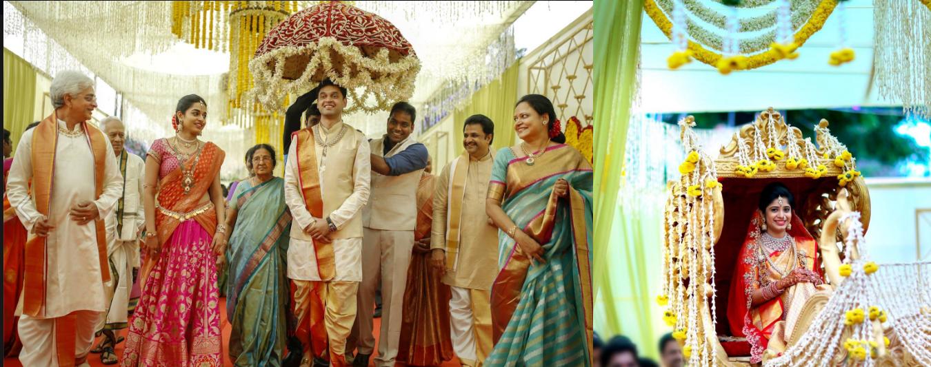 Vasundhara Diamond Roof Jewellers Son Wedding Video