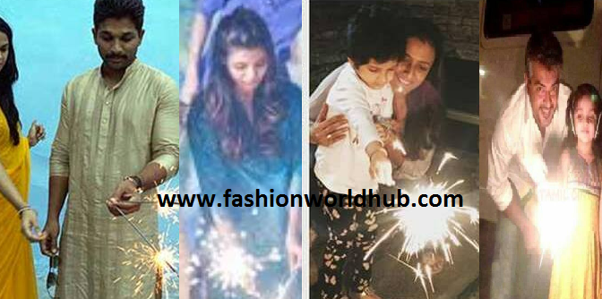 Celebrities Diwali photos 2016!