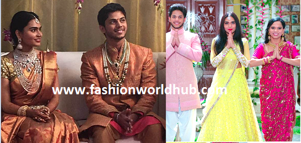 Politician Gali Janardhan Reddy Daughter Engagement Photos!
