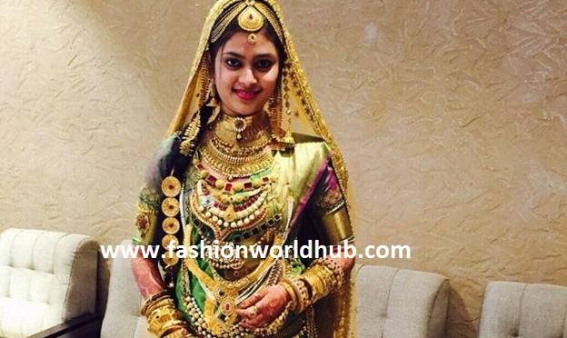 70 Crore worth Engagement jewellery- Gali janardhan daughter!