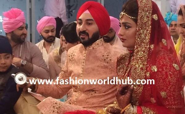 Nikita Thukral Wedding photos!