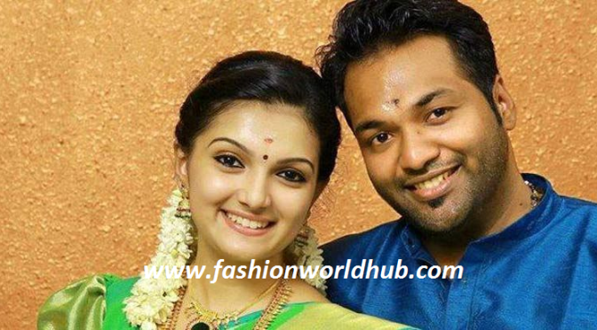 Saranya Mohan Blessed With A Baby Boy &  Baby photos!
