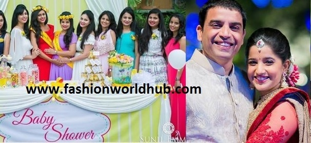 Dilraju daughter baby shower ( sreemantham ) Photos!