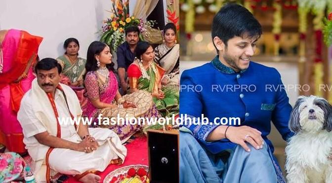 GaliJanardhan Reddy son in law ( Rajeev Reddy ) pelli koduku function Photos ( Few more)