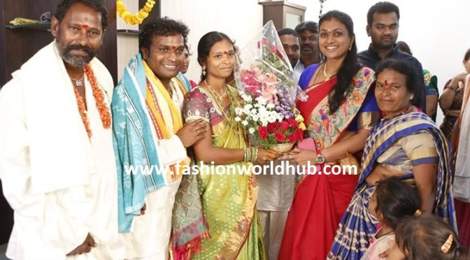 Jabardast Racha Ravi House warming ceremony photos!
