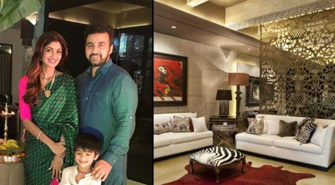 Mind blowing Luxurious Seaside Bungalow Of Actress Shilpa Shetty