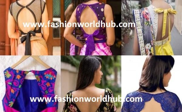 Top 25 Blouse neck patterns!