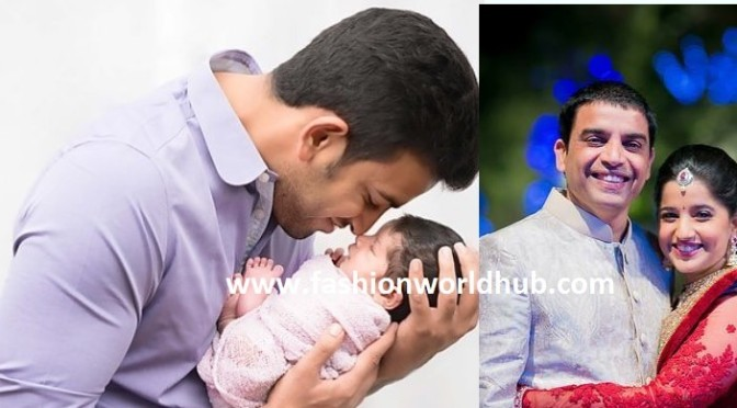 Dilraju is now Grand father! Hanishitha reddy blessed with a baby boy!