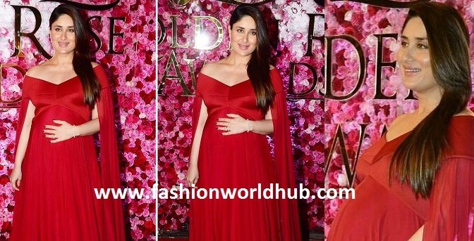Kareena Kapoor at Lux Golden Rose awards 2016
