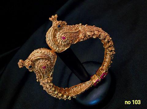 One gram gold Kankanam ( bangle)