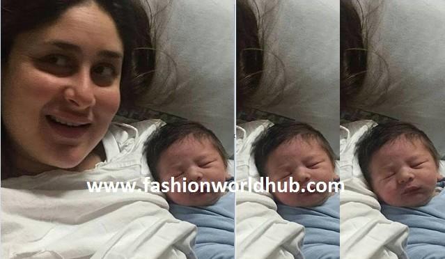 Kareena kapoor & Saif ali khan baby photos ( FEW MORE)