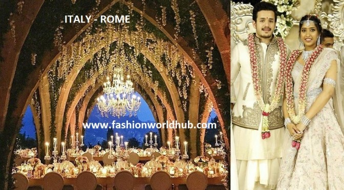 Akhil & Shriya bhupal Wedding in Italy! 2017 BIG FAAT Wedding!