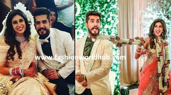 Suyyash And Kishwer Wedding & reception photos!