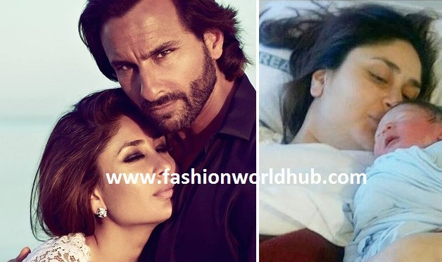 Kareena Kapoor & Saif Ali khan named their baby name as…..