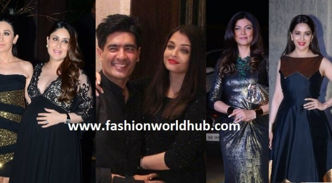 Top Bollywood fashion designer Manish Malhotra 50th Birthday celebration photos! ( 50 KGS cake)