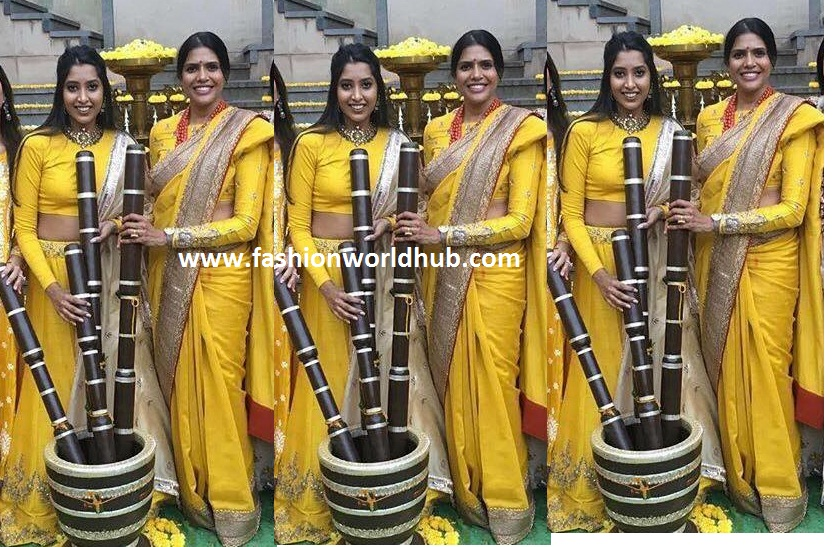 shirya bhupal -Fashionworldhub