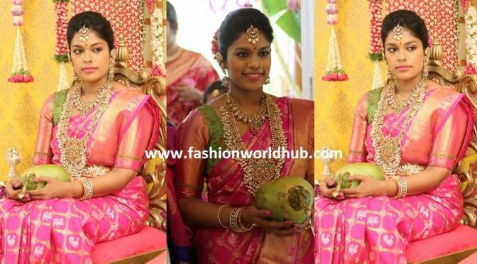 Chiranjeevi daughter sreeja in Heavy guttapusala haram!