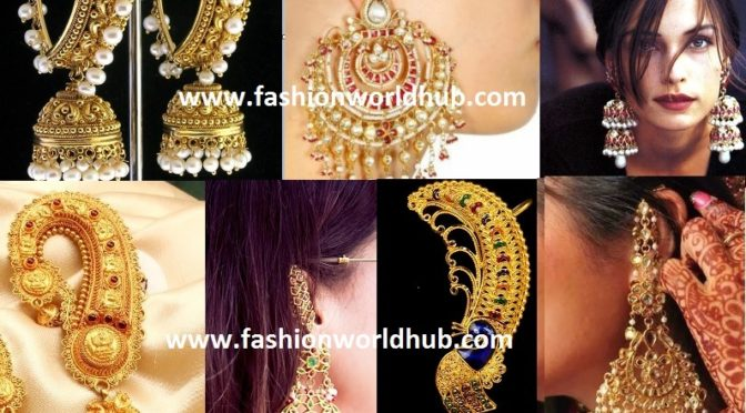Trending Ear Covered Ear rings!