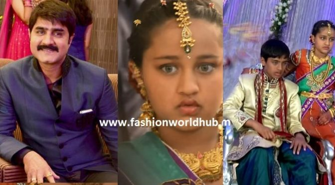 Rare Video of Actor Srikanth daughter Honi function video!