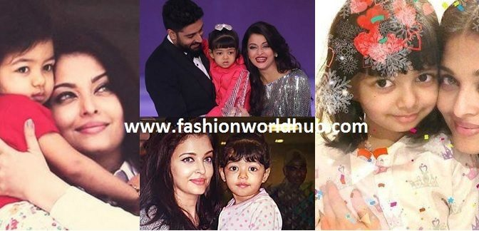 Adorable pictures of Aishwarya Rai with daughter Aaradhya