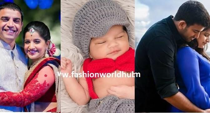 Finally Dilraju grand son photos are shared!Adorable!