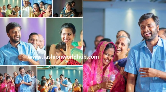 Singer Vedala Hemachandra Father 60th birthday celebration photos!