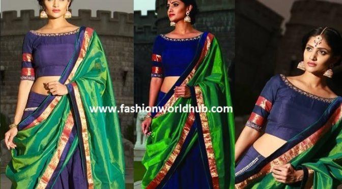 Bridal Saree collections – Mamata Talluri