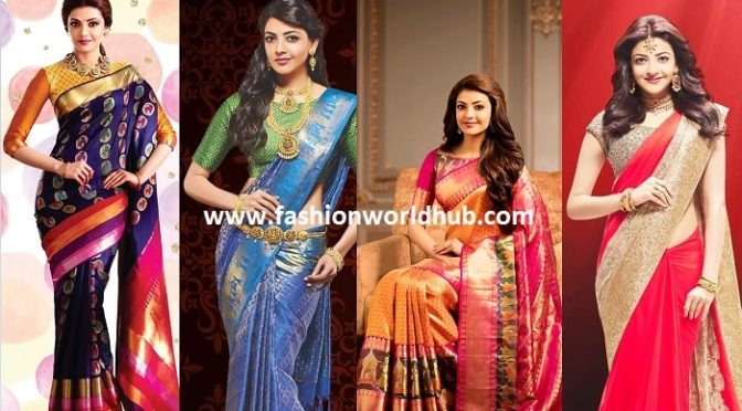 Bridal Sarees from MVR shopping Mall!