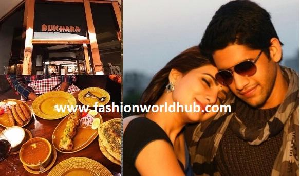 WOW Sam & nagachaitanya Pre engagement Celebration Photos!