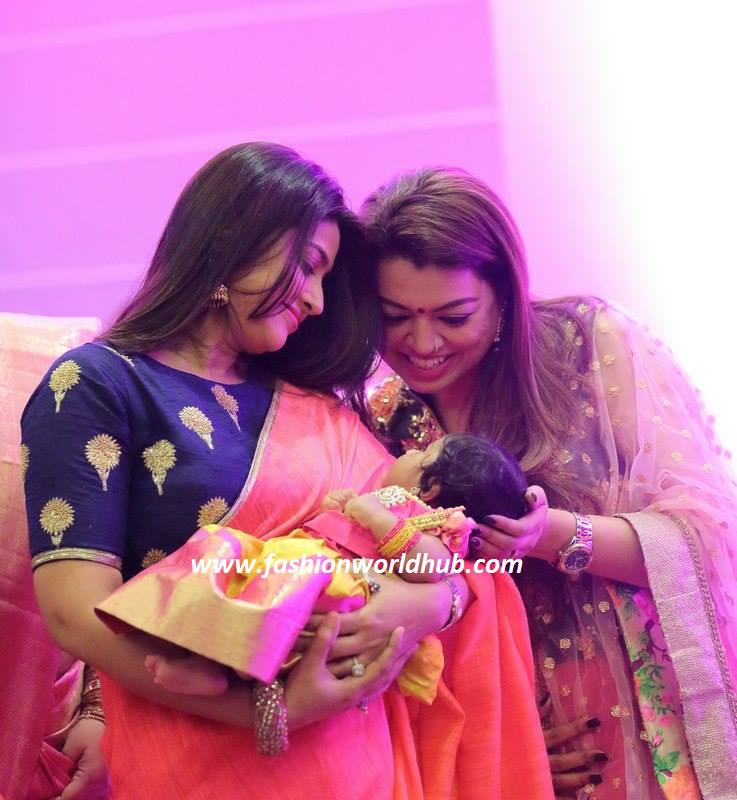 fashionworldhub -senha and sangeetha