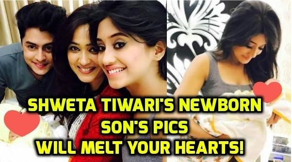 Finally Shweta Tiwari shared recent baby photos and named their baby name as….
