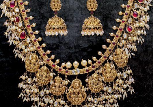 Gold Lakshmi guttapusala haram