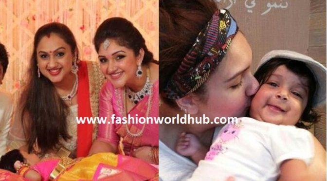 Adorable Pictures of Sridevi Vijaykumar daughter Rupika!