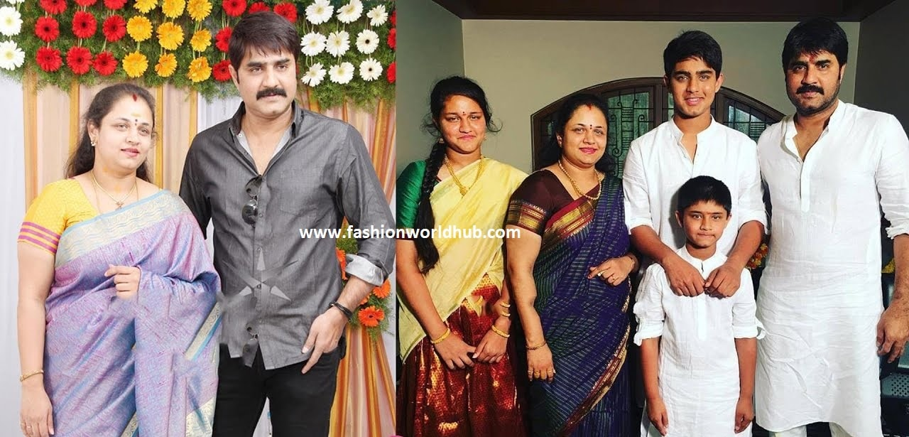 rare video of actor srikanth daughter honi function video
